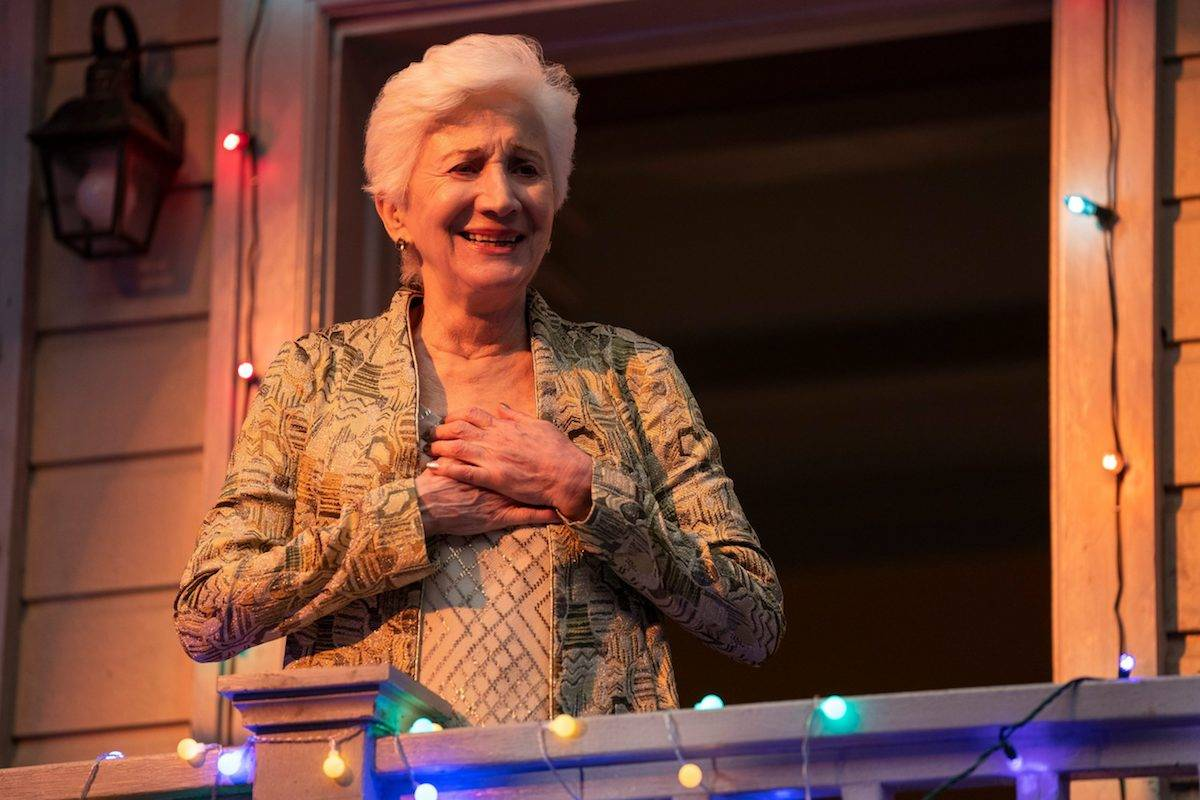"Olympia Dukakis as seen on Netflix's ""Tales of The City"" (2019). (Hand-out photo: Alison Cohn Rosa / ©Netflix / Courtesy: Everett Collection via CP Images)"
