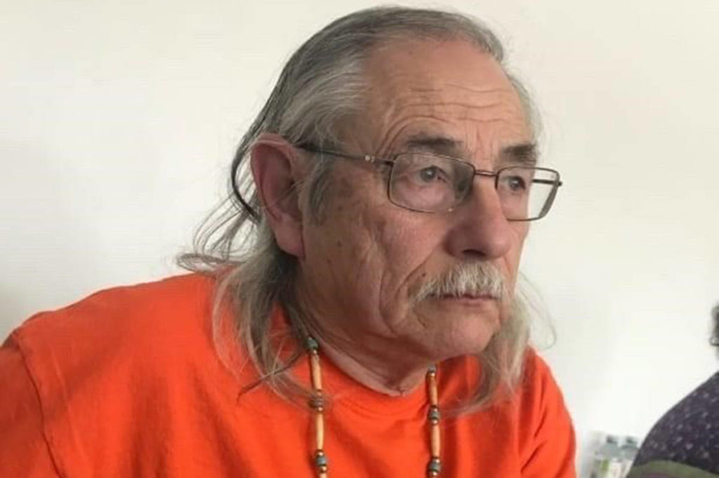 Peskotomuhkati Chief Hugh Akagi is seen in an undated handout photo. A recent Supreme Court decision about Indigenous rights on the west coast may have implications for First Nations groups who straddle the Maine - New Brunswick border on the east coast. THE CANADIAN PRESS/HO-Cynthia Howland, *MANDATORY CREDIT*