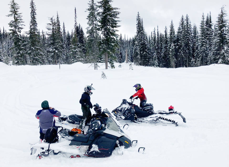 Sugar Lake is just as sweet in winter, with a variety of cool-weather activities to enjoy.