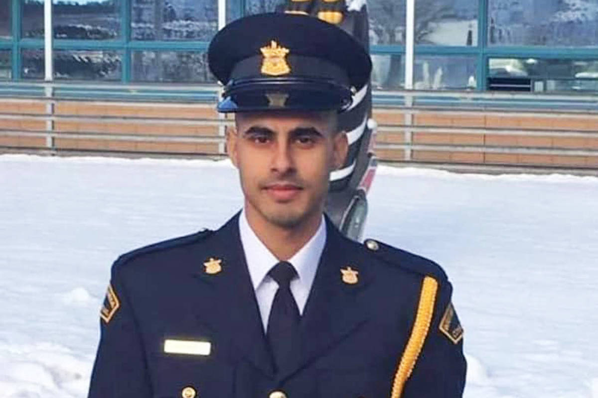Bikramdeep Randhawa worked at Fraser Regional Correctional Centre. (Facebook/Special to The News)