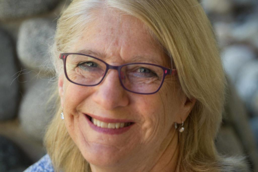Rossland Mayor Kathy Moore