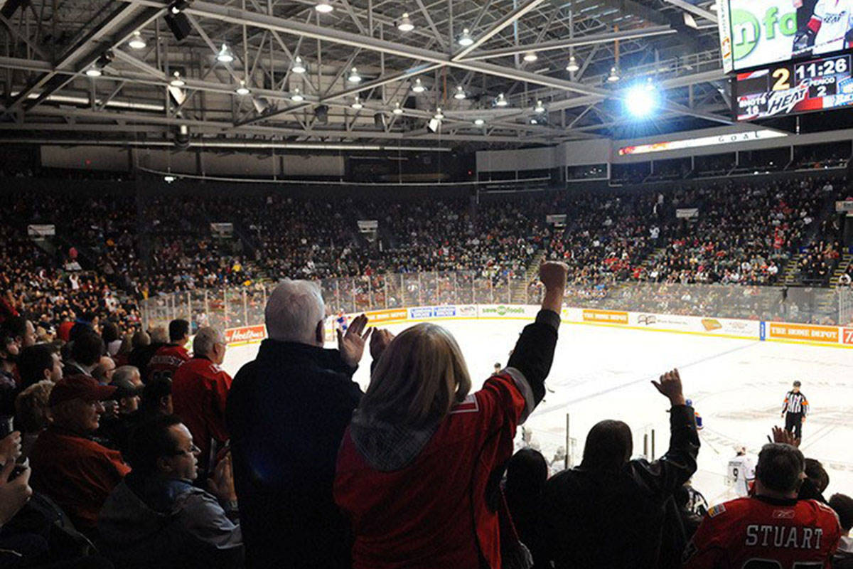 The AHL Board of Governors has approved the Vancouver Canucks decision to move their franchise to Abbotsford. (File photo)