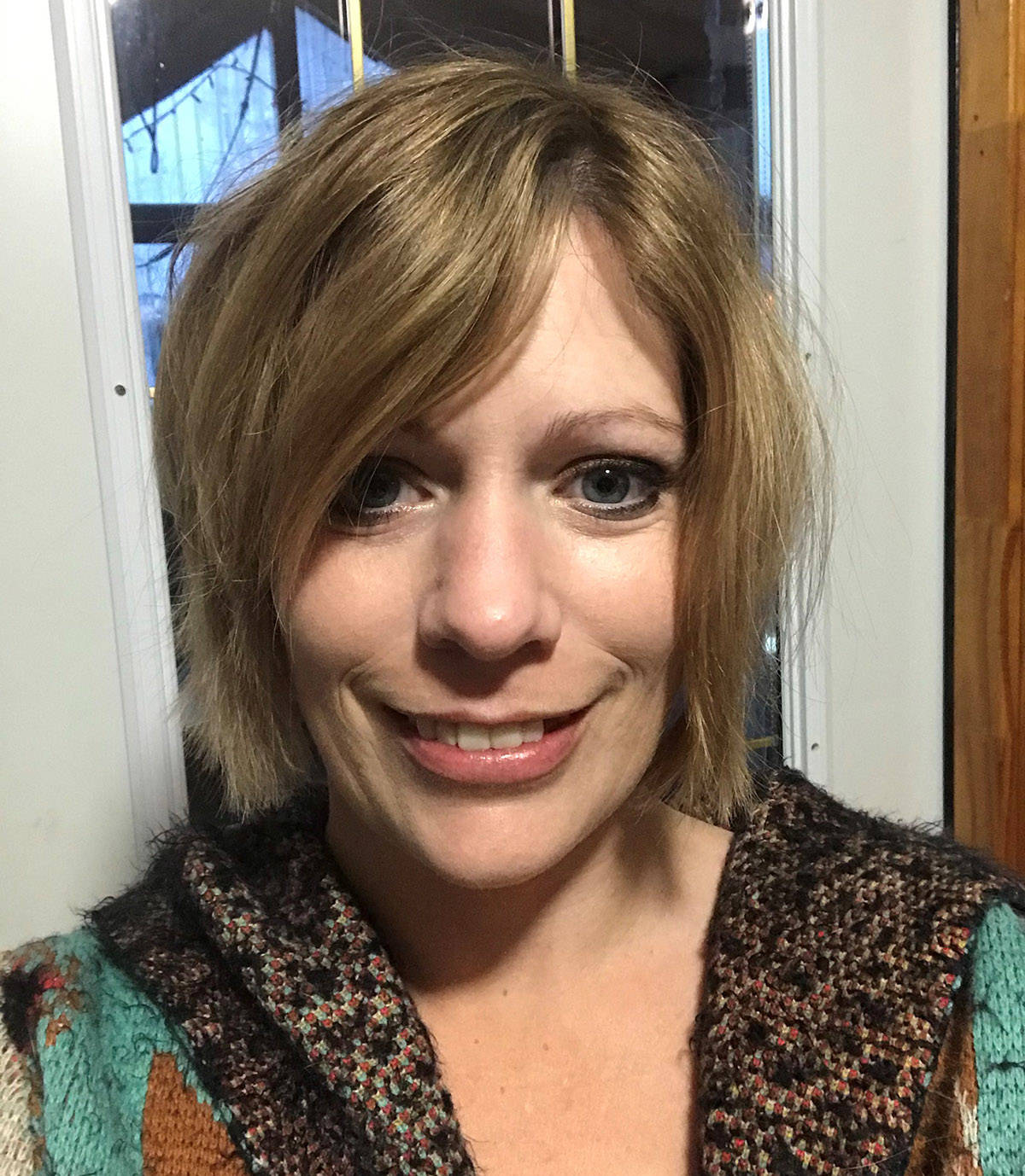 The body of Brenda Ware, 35, was found along Highway 93 in Kootenay National Park on Thursday, May 6, 2021. (RCMP handout)