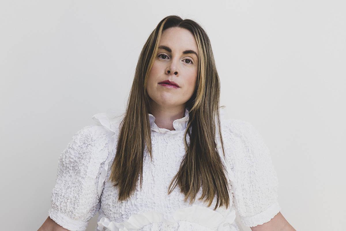 Sarah D'Arcey, fashion stylist. Photography by Lia Crowe