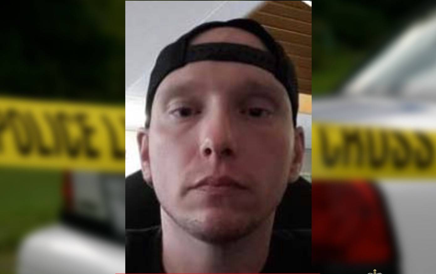 RCMP are searching for Philip Toner, who is a 'person of interest' in the investigation of a suspicious death in Kootenay National Park last week. Photo courtesy BC RCMP.