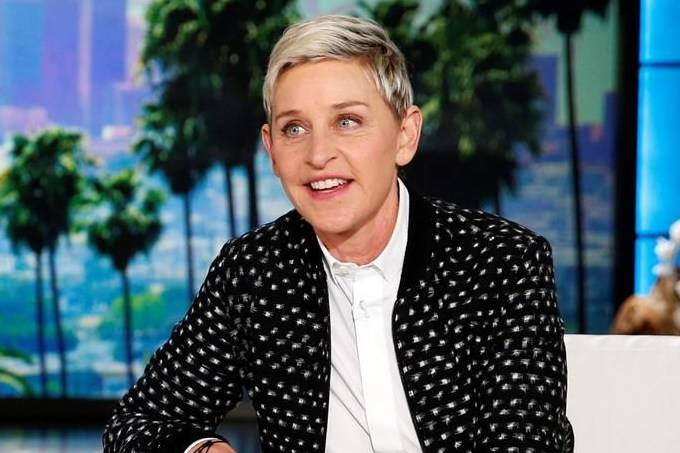 "FILE - Ellen DeGeneres appears during a taping of the ""The Ellen DeGeneres Show,"" in Burbank, Calif. on May 24, 2016. DeGeneres, who has seen ratings hit after allegations of running a toxic workplace, has decided her upcoming season next year will be the last. It coincides with the end of her contract. (AP Photo/John Locher, File)"