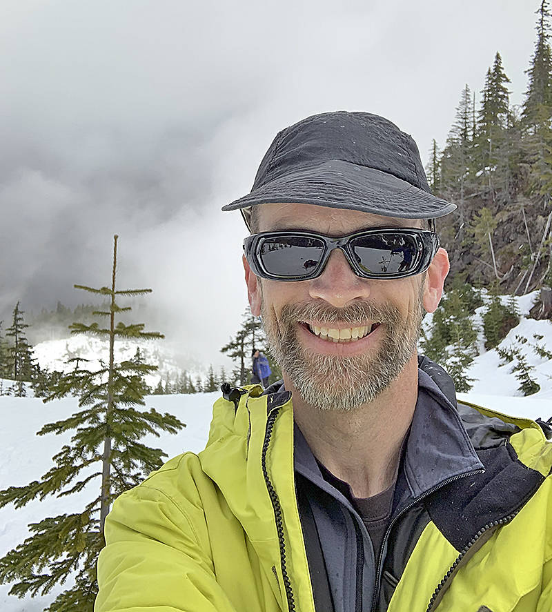 Colin Dowler survived a grizzly bear attack July 29, 2019 on Mt. Dougie Dowler on the south coast of British Columbia and reports that his physical and mental rehabilitation is still ongoing. Photo courtesy Colin Dowler