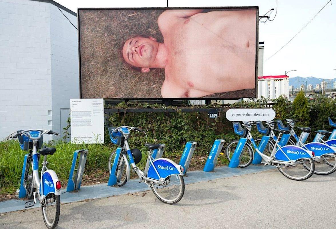 Steven Shearer, <em>Untitled. </em>(Dennis Ha/Courtesy of Steven Shearer)