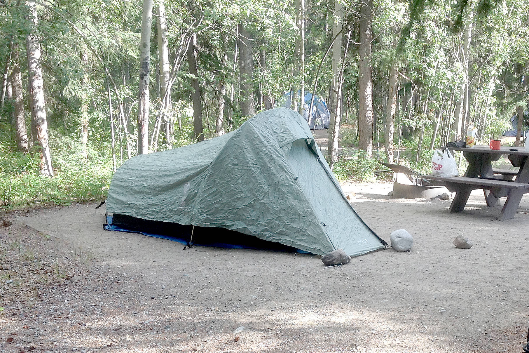 The warm weather means time for a camping trip, or at least an excursion into nature. How much do you know about camps and camping-related facts? (John Arendt - Summerland Review)