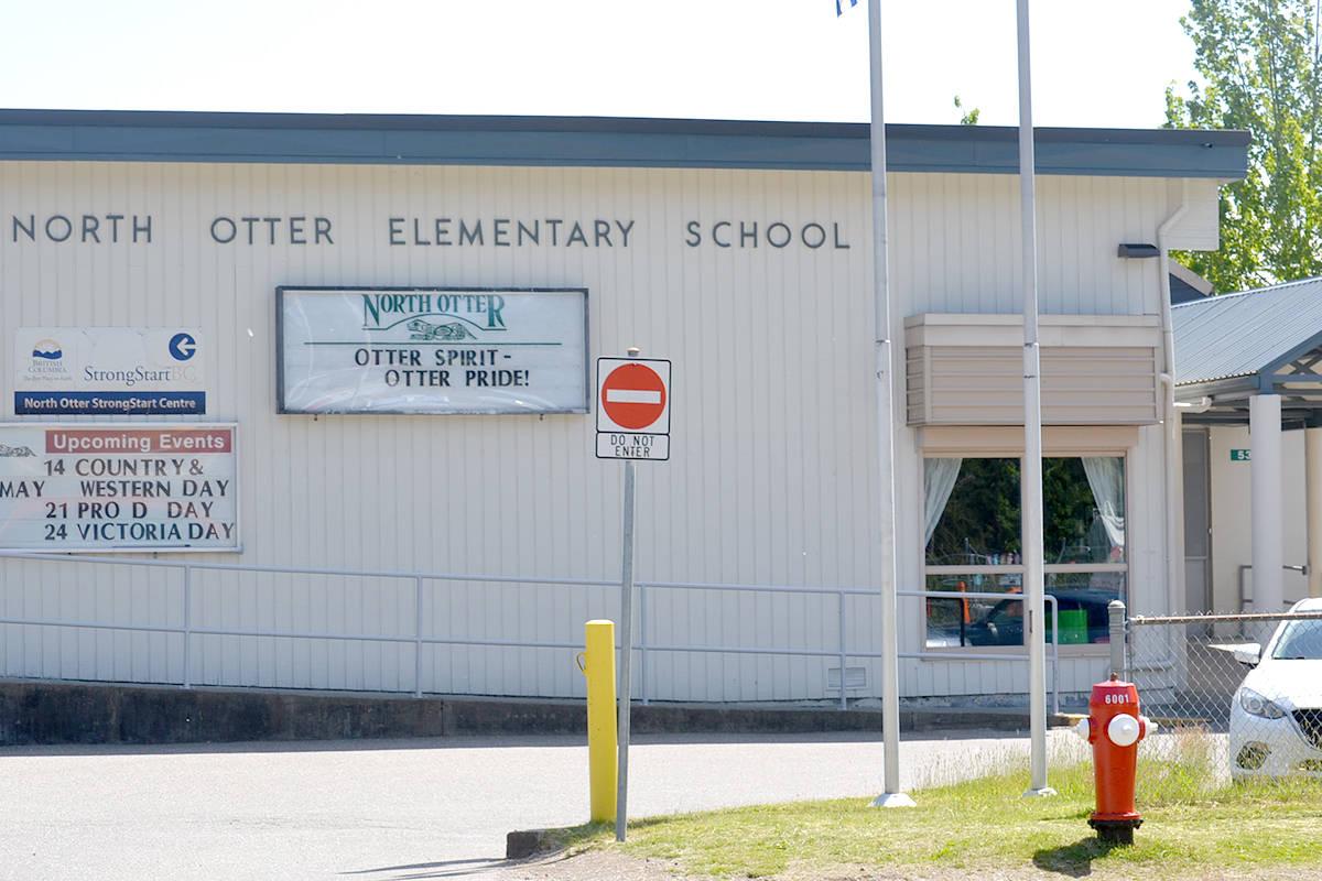 North Otter Elementary. (Ryan Uytdewilligen/Aldergrove Star)