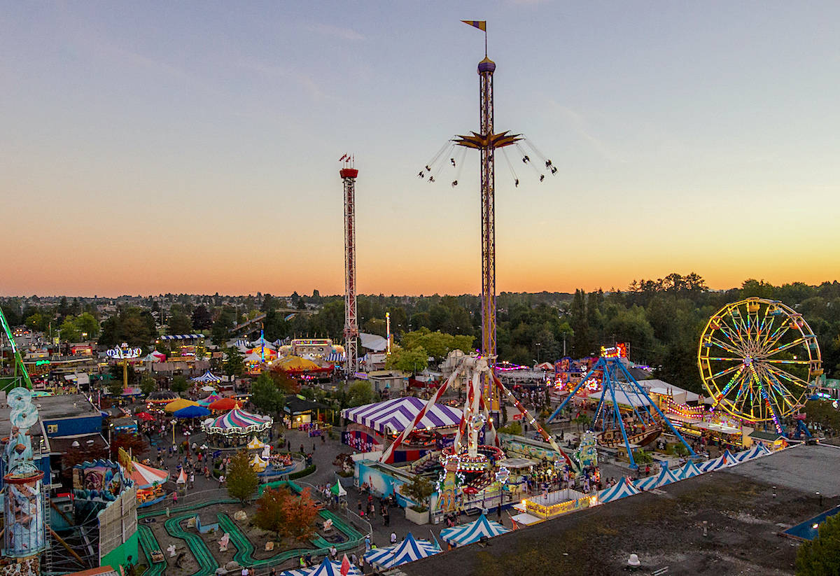 Vancouver's PNE says it's been left out of wage subsidies and grants available to most other businesses and organizations amid the pandemic because it's municipally owned. (Evanessence Photography)