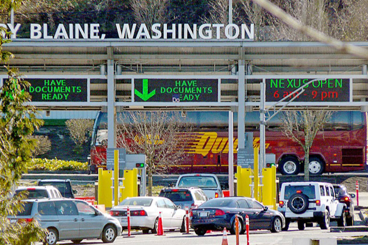 The U.S. Department of Homeland Security announced Thursday, May 20 that current U.S.-Canada border restrictions will remain in place until June 21. (Dan Ferguson)