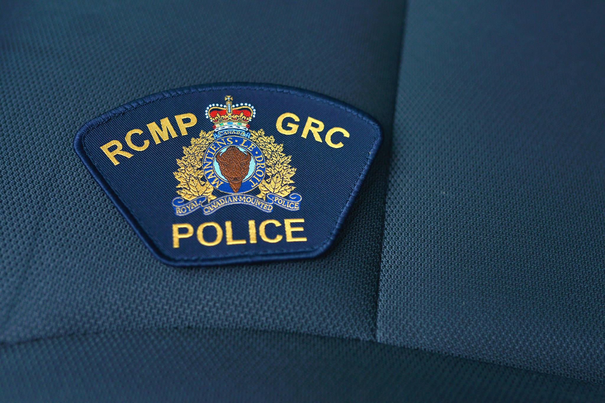 RCMP. (Phil McLachlan/Black Press Media file)