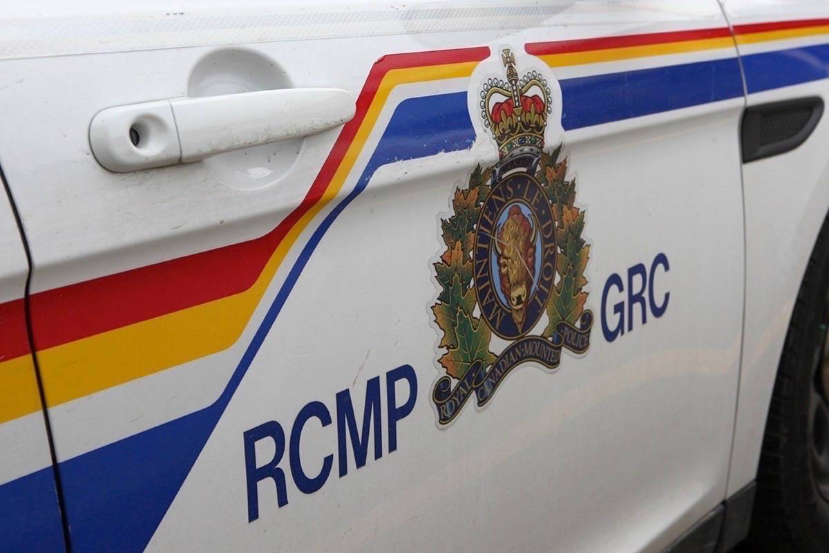 The female passenger in a vehicle which crashed near Sicamous on May 20, 2021 was pronounced dead at the scene. (File photo) </p>