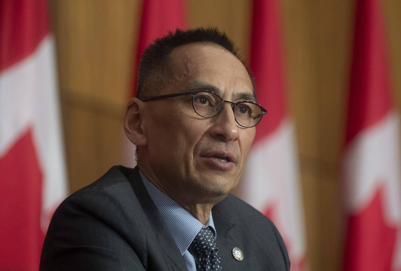 Deputy Chief Public Health Officer Howard Njoo responds to a question about vaccines during a weekly news conference, Thursday, January 14, 2021 in Ottawa. THE CANADIAN PRESS/Adrian Wyld