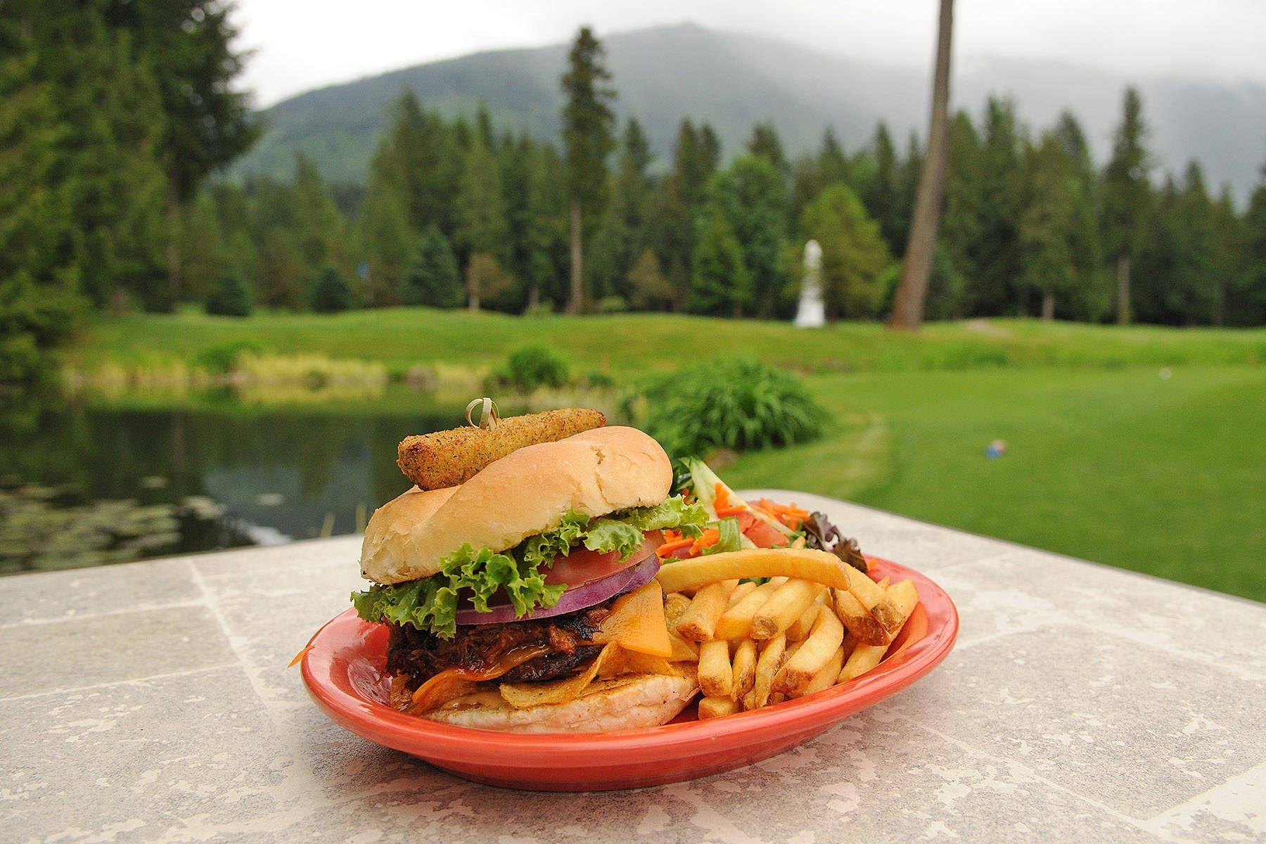 Friday, May 28, 2021 is Hamburger Day. (Jenna Hauck/ Chilliwack Progress file)