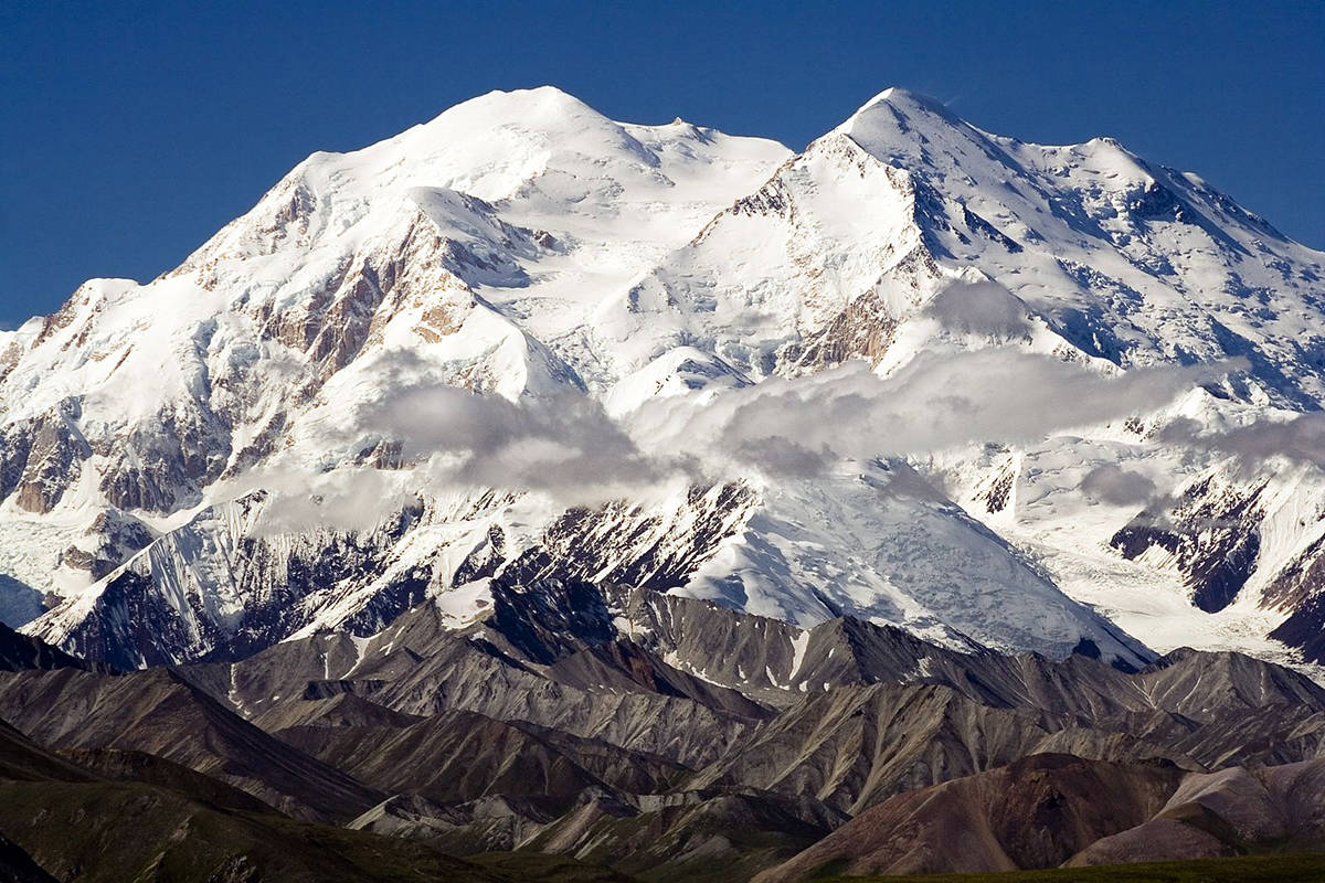 Denali National Park in Alaska. (Nic McPhee/Wikimedia)