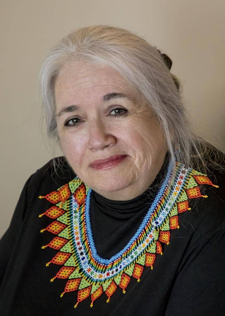 """Michelle Good says her book """"Five Little Indians"""" is her response to a frustrating question that often comes up in discussions about Indigenous people and Canada's residential schools."""