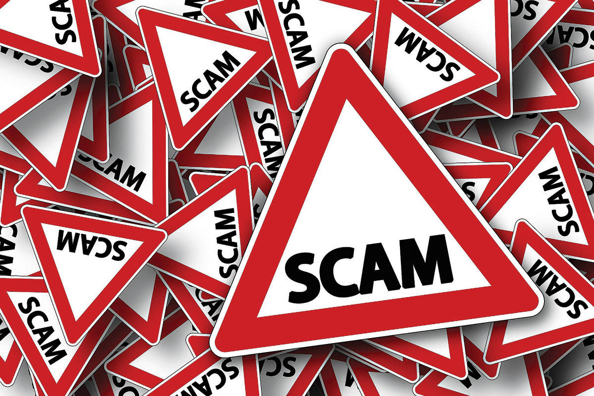 Students need to be aware of summer employment scams. (File photo)