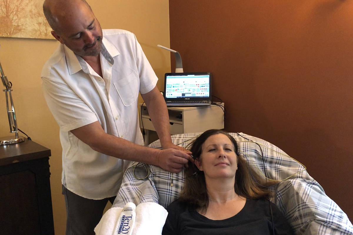 Neurofeedback recognizes that our brain can experience positive influences that allow it to return to a place of comfort, explains Langley's Jack Brassington, from BrainWorks Langley.