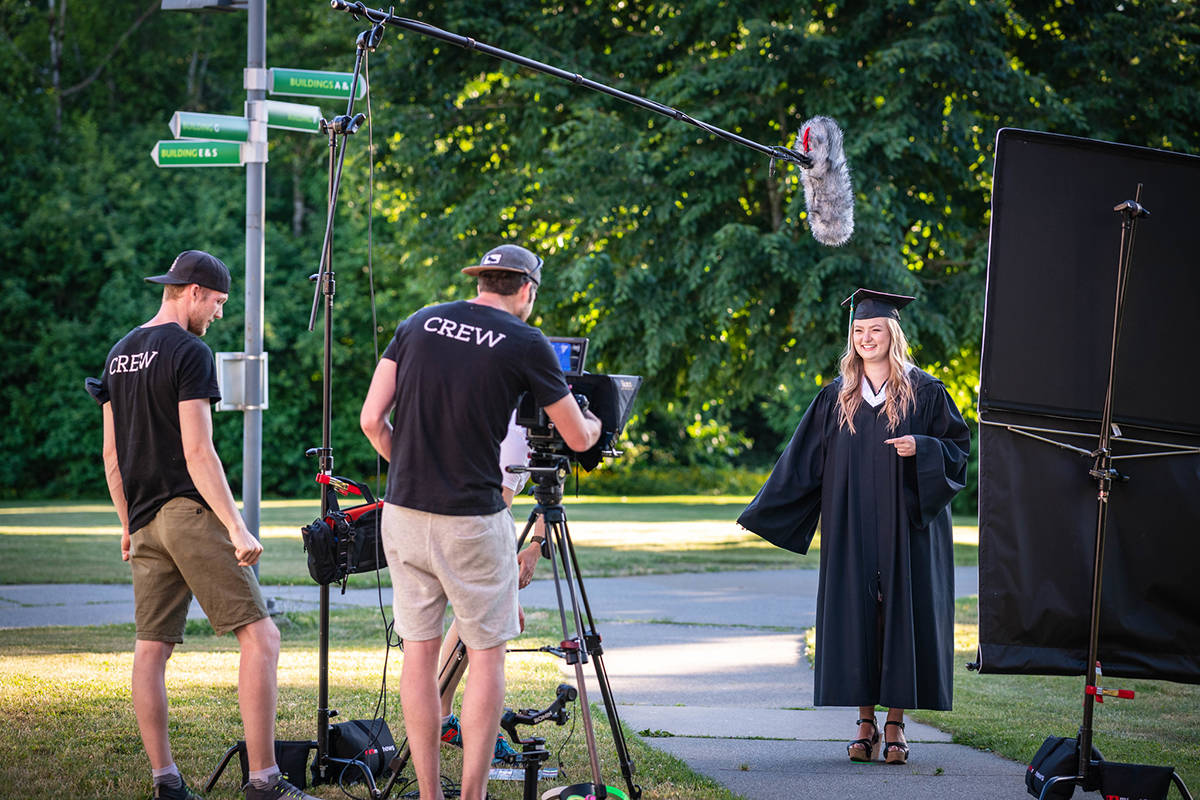 Belle Hernberg-Johnson - Student Speaker ~ College of Arts - Humanities - UFV Convocation 2021-21