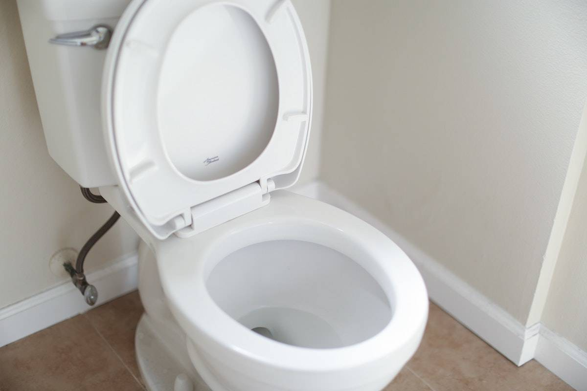 According to a Civil Resolution Tribunal decision issued May 31, Robin McLean is to pay Xiangfei Kong $1,270 after his toilet overflowed into the condo directly below him July 20. (Unsplash)