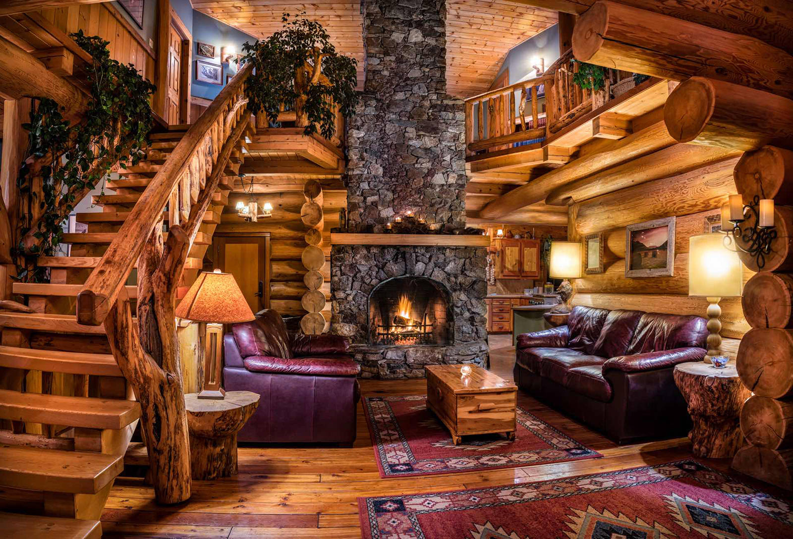 A stay at the White Saddle Country Inn is part of a stellar prize package inspired by the History Channel's <em>Alone</em> series.