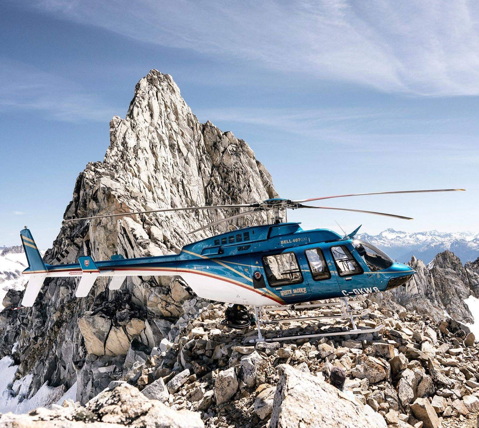 Enter to win a three-day ranch stay at White Saddle Country Inn and helicopter tour with White Saddle Air with in-region vehicle rental supplied by Bella Coola Vehicle Rentals. The destination is near the filming locations of <em>Alone</em> Season 8. Visit landwithoutlimits.com/alone for contest details.