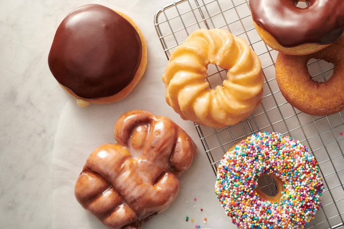 On June 4, customers will be able to receive a free doughnut of their choice with the purchase of a beverage through its app. (Instagram/Tim Hortons)