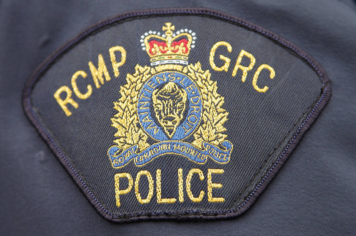 Langley Mounties arrested two men after civilians caught them trying to carjack a woman in Langley City on Thursday, June 3. (Black Press Media files)