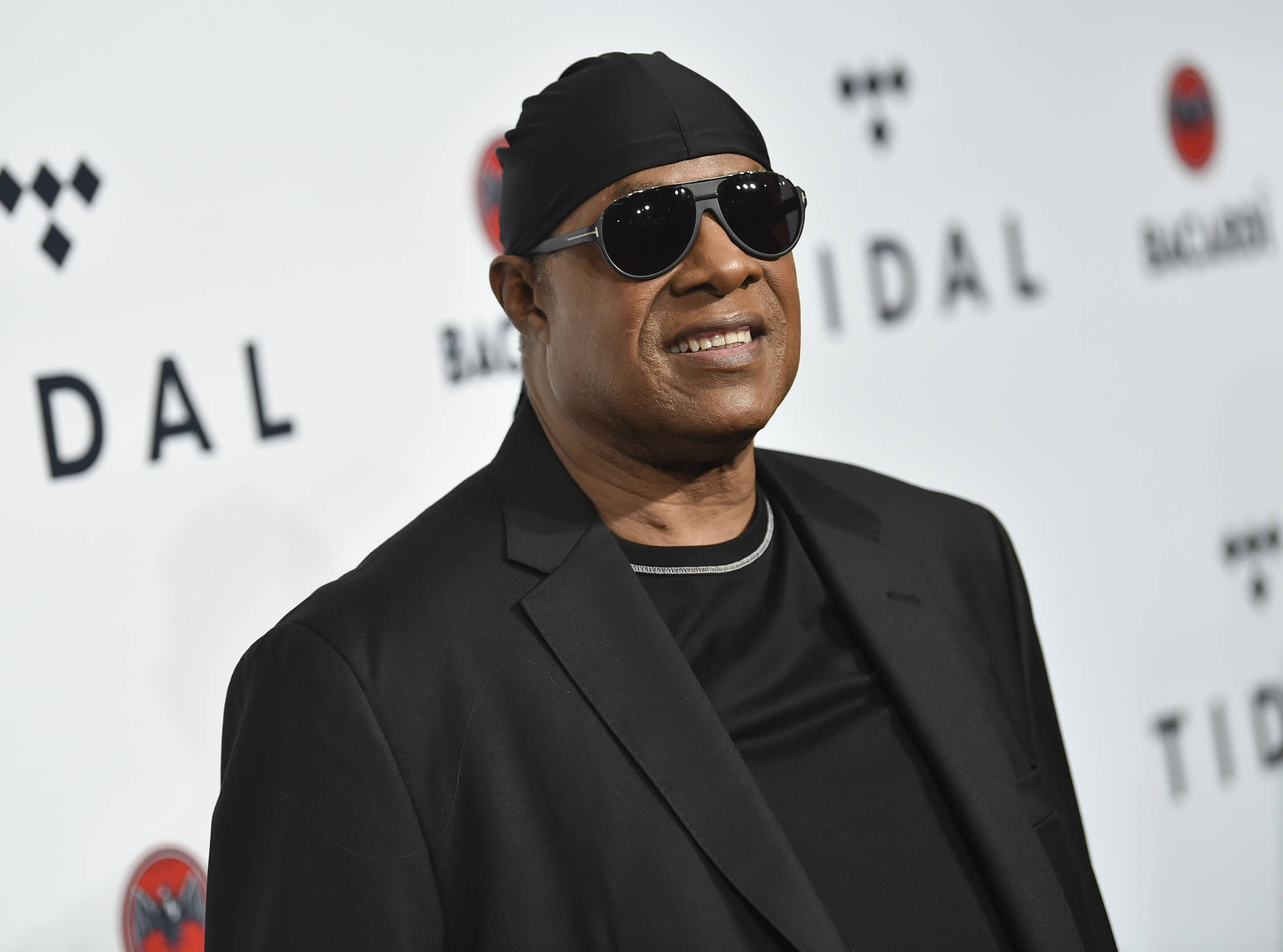 Stevie Wonder attends the TIDAL X: Brooklyn 3rd Annual Benefit Concert in New York in October 2017. Do you know how old he was when he made his musical debut? (Photo by Evan Agostini/Invision/AP, File)
