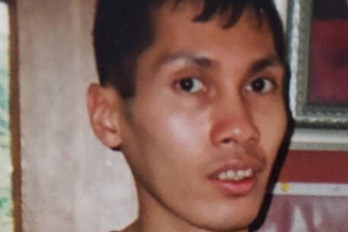 Robert Mascardo has been reported missing. (RCMP handout)