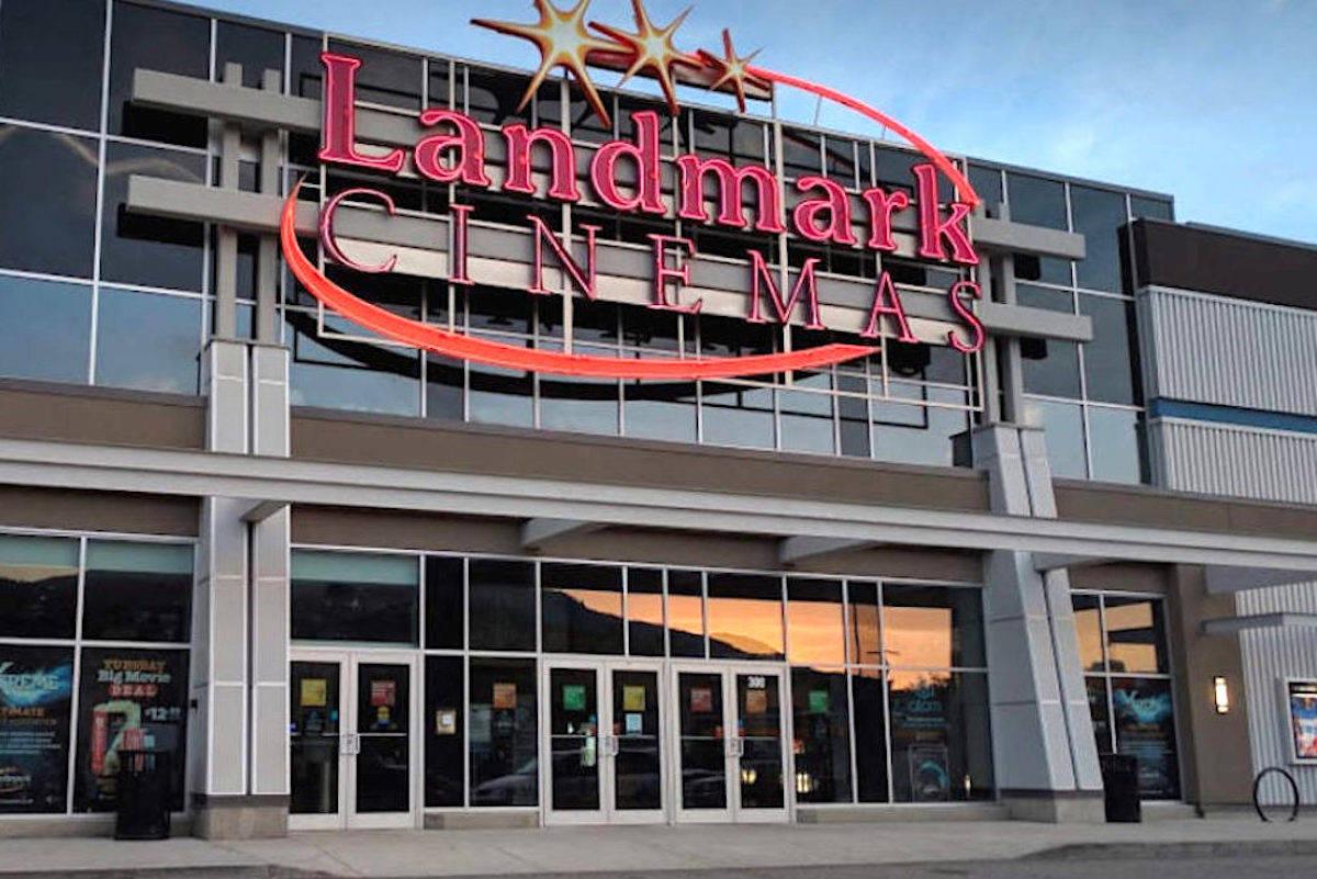 Landmark Grand 10 Cinemas in Kelowna. (Black Press Media files)