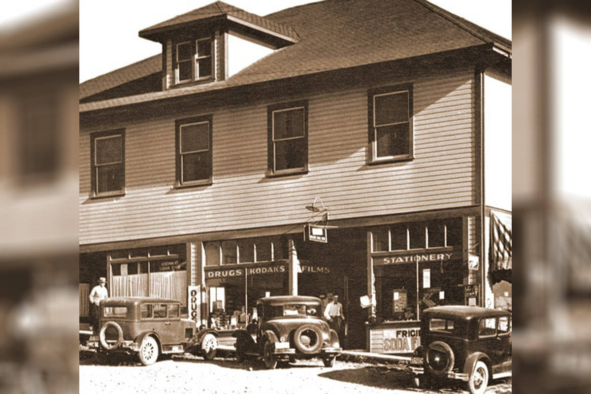 BC Liquor Stores celebrates 100 years after opening the first of nine government liquor stores on June 15, 2021, officially marking the end of prohibition. The location and date of this photo is unknown. (BC Liquor Stores/Special to Langley Advance Times)