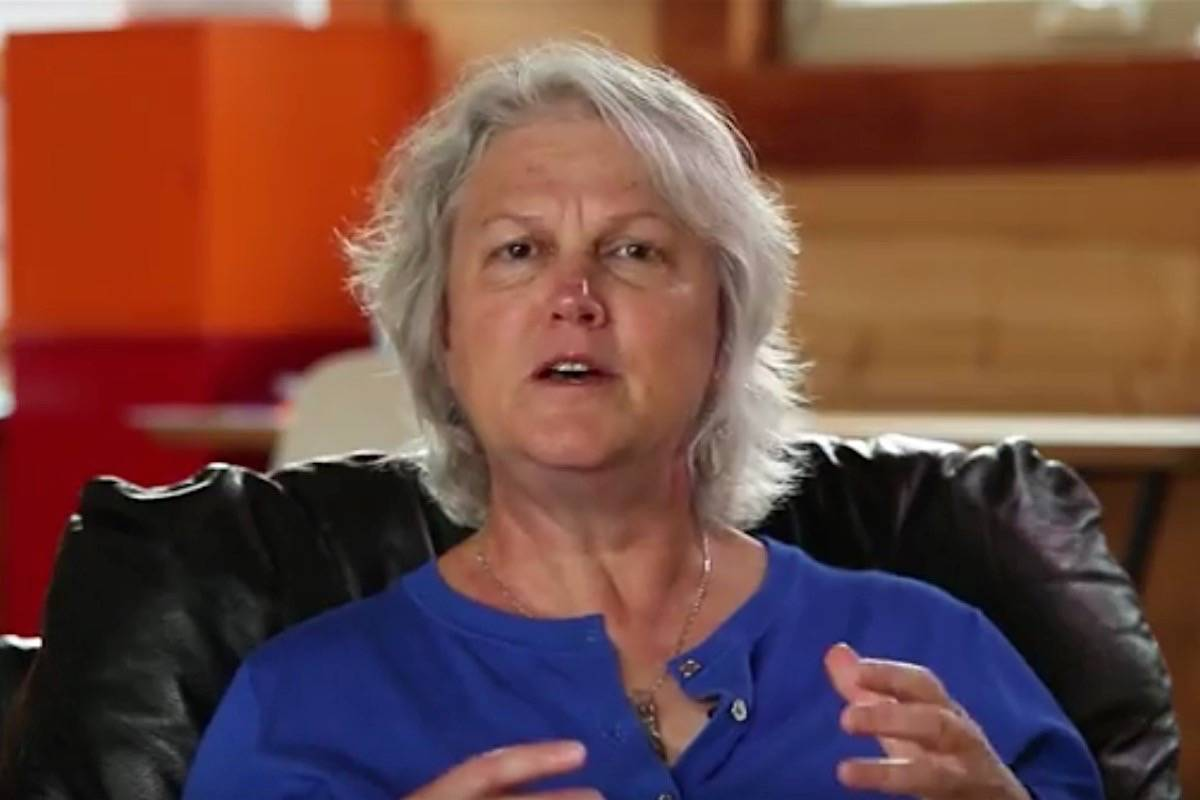 Jennifer Charlesworth is B.C.'s third Representative for Children and Youth. (InWithForward)
