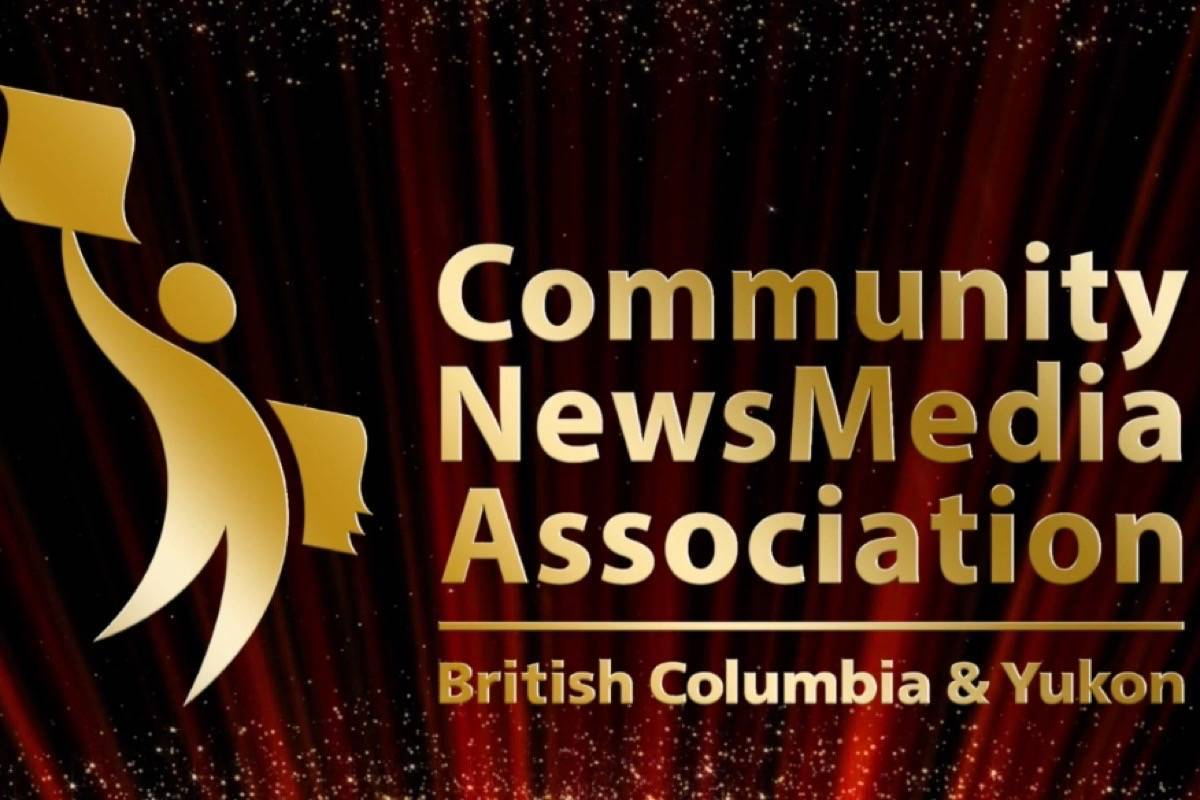 British Columbia-Yukon Community News Association's 2021 Ma Murray Awards were handed out during a virtual ceremony on Friday, June 10. (Screen grab)