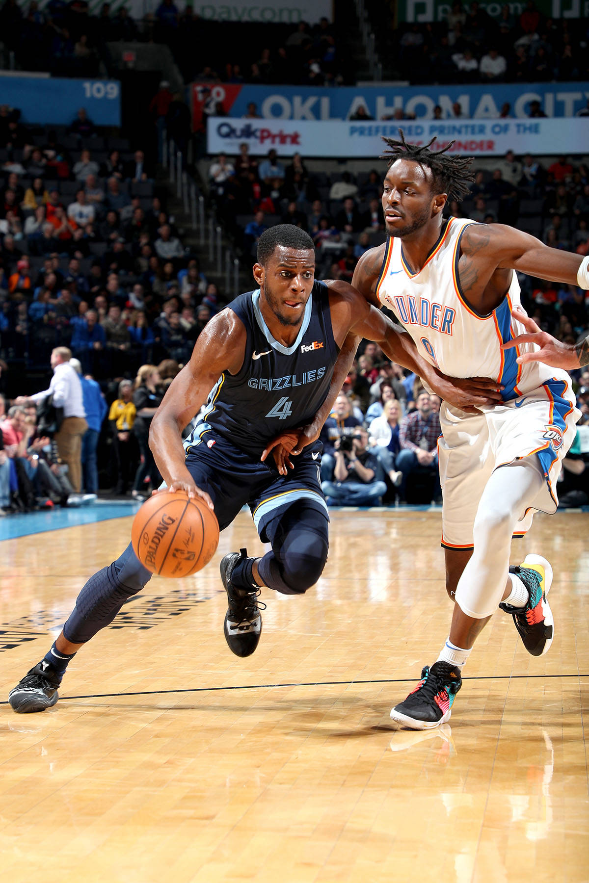 Former Memphis Grizzlies forward Julian Washburn has been signed by the Fraser Valley Bandits. (Photo by Zach Beeker/NBAE via Getty Images)