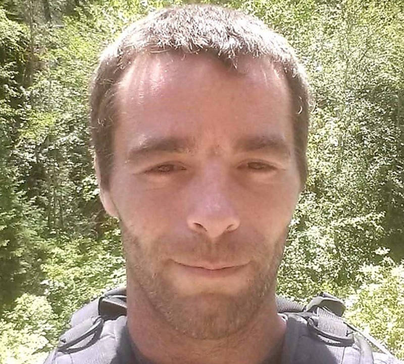 Robert Nelson, 35, died after being stabbed at a homeless camp in Abbotsford on April 7 of this year.
