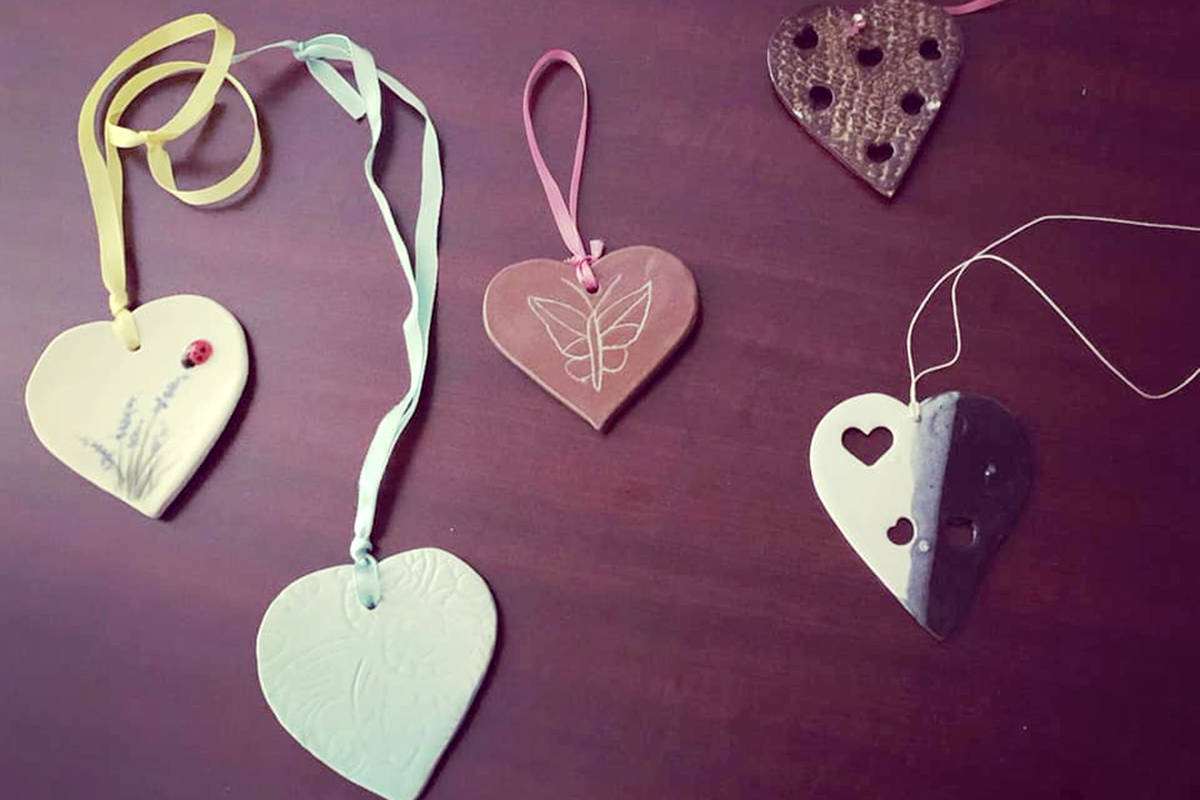 Hearts for Hospice fundraiser happens Sunday, June 20, 2021 at Fort Langley Community Hall from 10 a.m. to 3 p.m. (Langley Hospice/Special to Langley Advance Times)