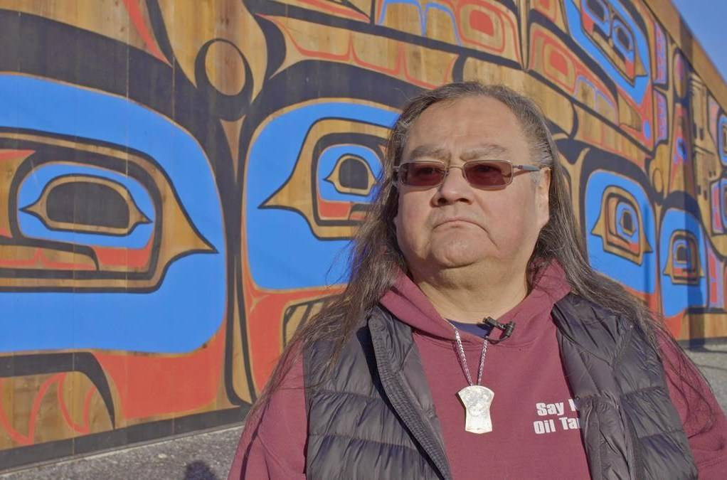 Maxwell Johnson is seen in Bella Bella, B.C., in an undated photo. The Indigenous man from British Columbia has filed complaints with the B.C. Human Rights Tribunal and the Canadian Human Rights Commission after he and his granddaughter were handcuffed when they tried to open a bank account. THE CANADIAN PRESS/HO-Heiltsuk Nation, Damien Gillis, *MANDATORY CREDIT*