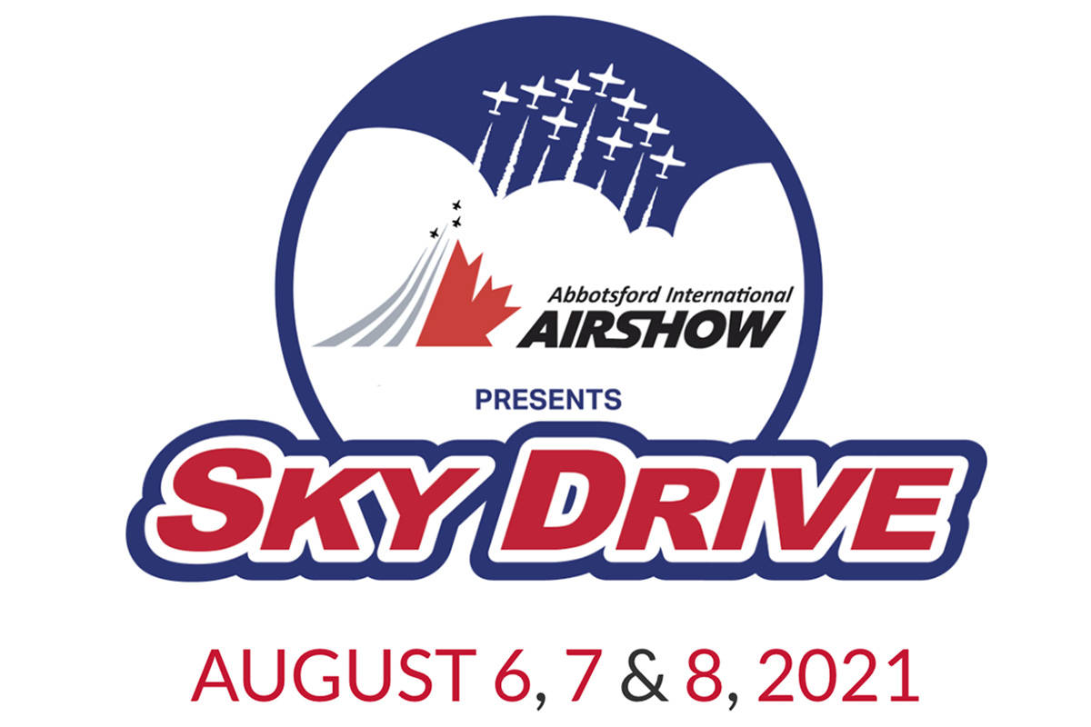 The Abbotsford International Airshow is back for 2021 with the 'SkyDrive' concept.