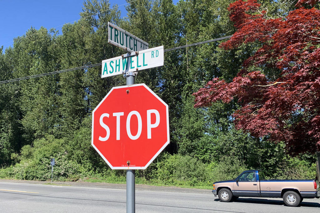 Trutch Avenue in Chilliwack to be renamed to remove racist taint - Langley Advance Times