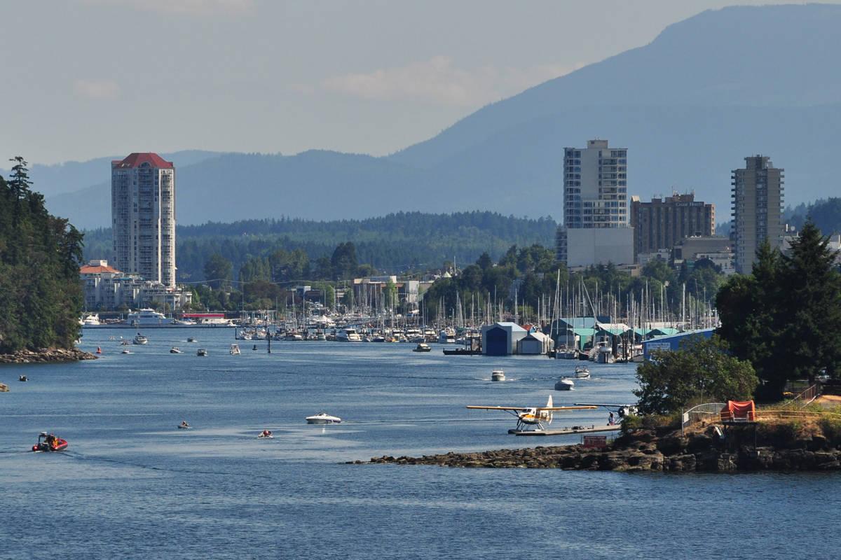 The Nanaimo skyline. (Black Press Media files)
