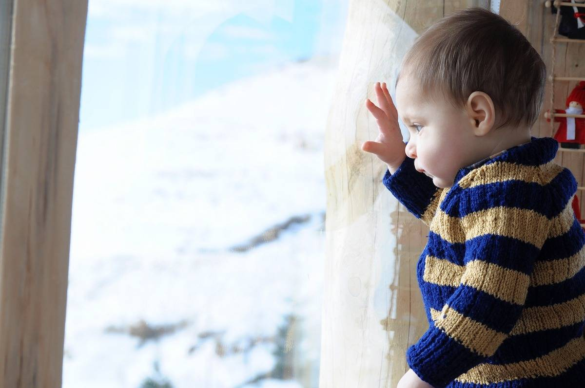 In 2020, 11 children in the province fell from windows between May and September, according to the BC Trauma Registry. (Pixabay)