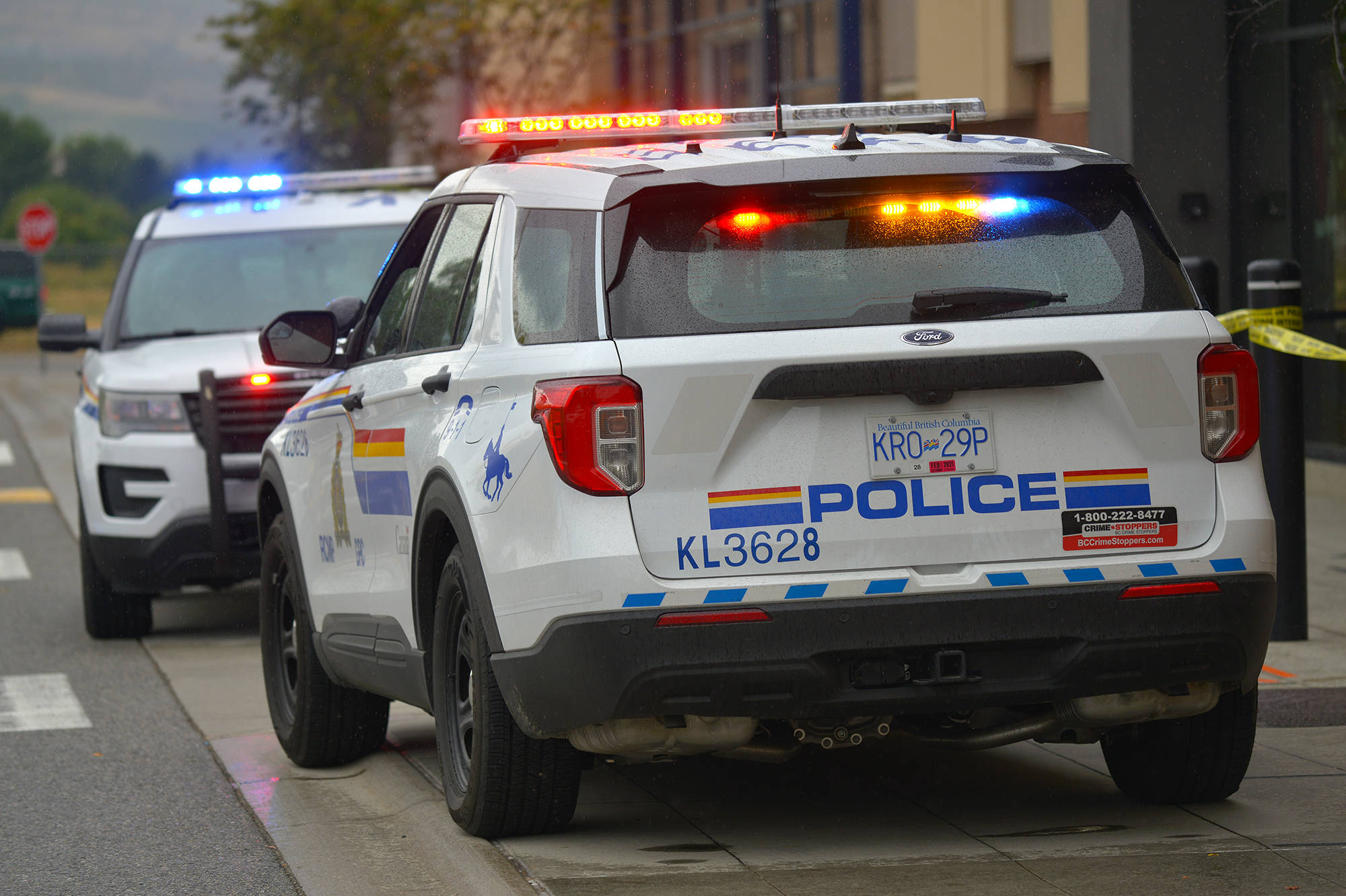 St. Albert RCMP say two women walking along a pathway were attacked by a man in a mask. (Phil McLachlan/Capital News/Stock)