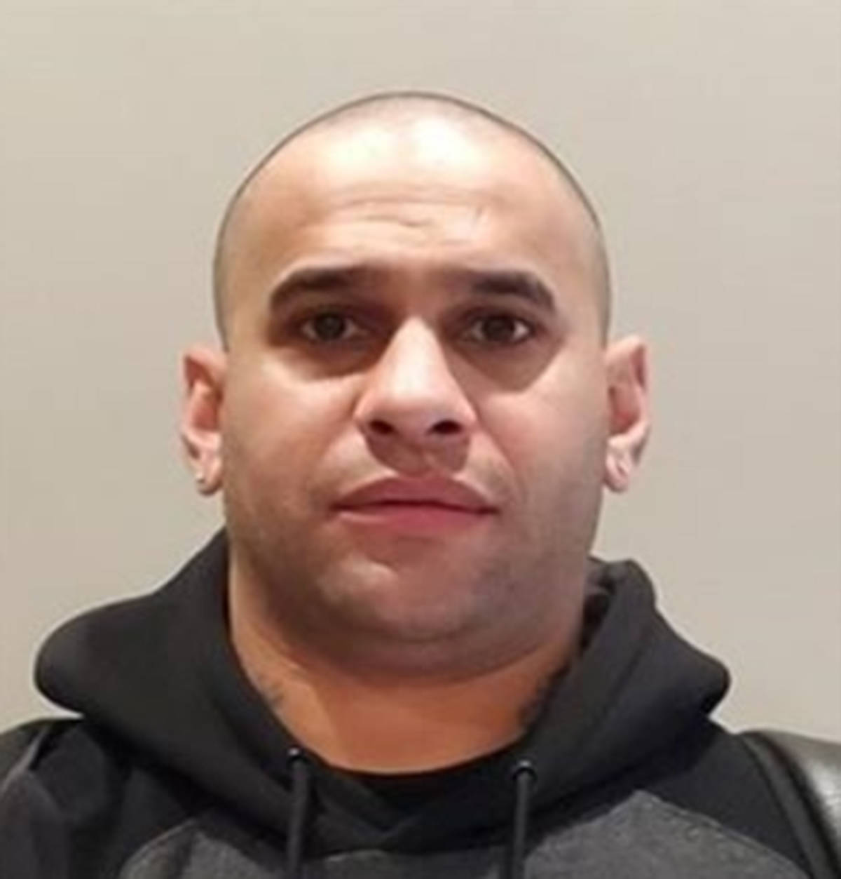 """Name: DOUGLAS, Joseph Age: 35 Height: 5'9"""" ft Weight: 200 lbs Hair: Shaved Eyes: Brown Wanted: Unlawfully at Large Warrant in effect: June 14, 2021 Parole Jurisdiction: Coquitlam, BC"""