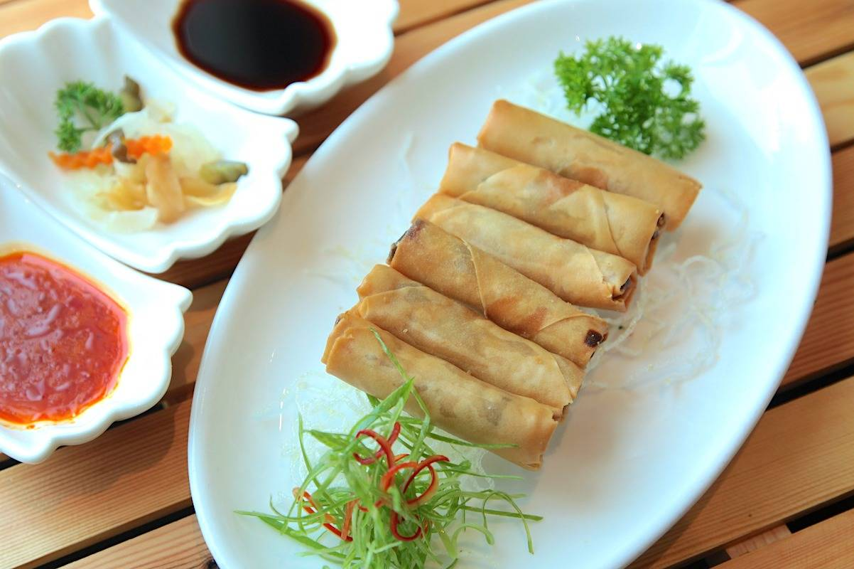 A consumer complaint has prompted the recall of Little Saigon brand spring rolls because they contain wheat which is not declared on the label. (Pixabay)