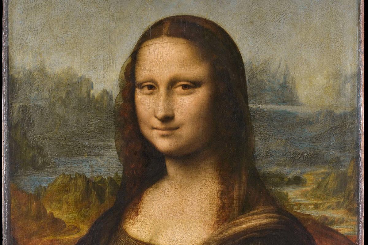 The enigmatic smile of da Vinci's Mona Lisa