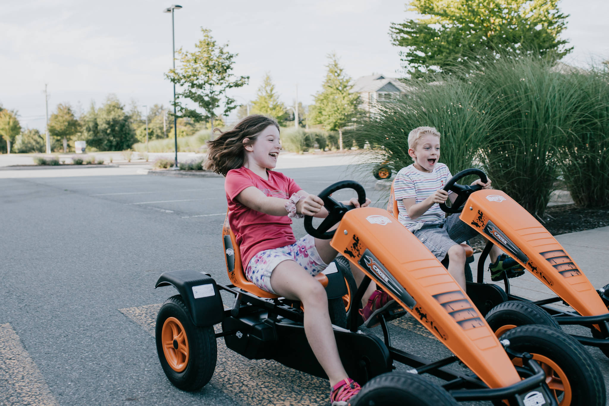 SouthRidge Fellowship is hosting a Mario Kart-inspired go-kart experience over three days in July. (SouthRidge Fellowship/Special to Langley Advance Times)