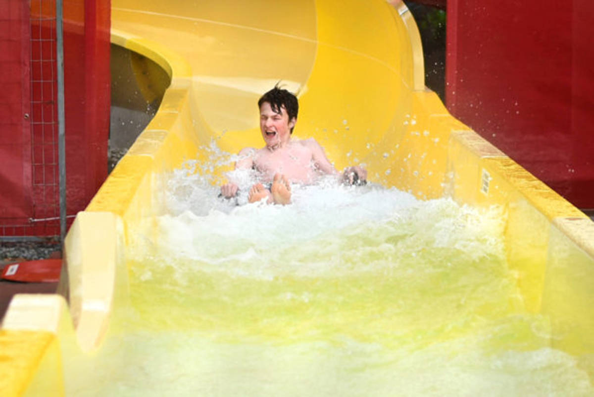 Otter Co-op Outdoor Experience Waterpark is back open to the public. (Special to The Star)